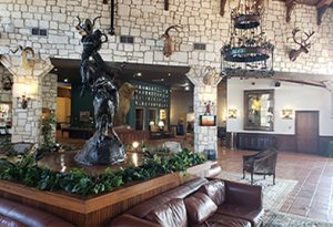 YO Ranch Hotel in Kerrville